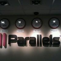 Photo taken at Parallels by Nikita K. on 5/12/2012