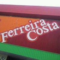 Photo taken at Ferreira Costa Home Center by Pâmela M. on 1/9/2012