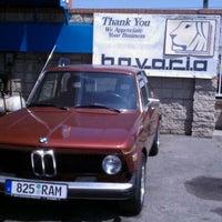 Photo taken at Bavaria Auto Center by Edwin G. on 8/15/2011