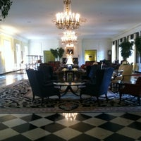 Photo taken at The Dearborn Inn, A Marriott Hotel by Amanda H. on 8/23/2011
