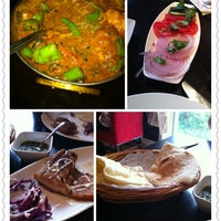 Photo taken at Mughal's Restaurant by escaper on 6/24/2012