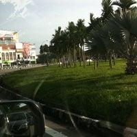 Photo taken at Bulatan Tun Dr Awang (Roundabout) by Curry K. on 1/4/2011