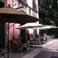 Photo taken at Café Artesanos del Dulce by Sharoon N. on 9/24/2011