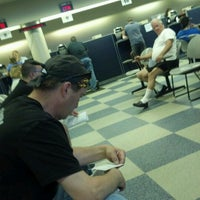 Photo taken at Wisconsin Division of Motor Vehicles (DMV) by Robby S. on 6/7/2012