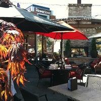 Photo taken at Milestones Grill & Bar by Teresa R. on 9/3/2011