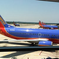 Photo taken at BWI Southwest Airlines by Steph M. on 7/6/2012