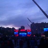 Photo taken at Festival International de Jazz de Montréal 2011 by Alec H. on 6/30/2011