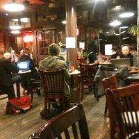 Photo taken at Church Street Cafe by Ryshili C. on 3/2/2012
