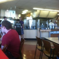 Photo taken at DeNaples Fresh Food Company (University of Scranton) by Zachary H. on 4/19/2012