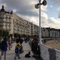 Foto tomada en Hotel Londres e Inglaterra por Ceylan el 9/5/2012