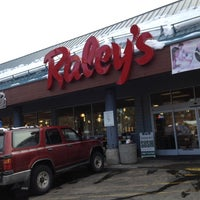 Photo taken at Raley's by Pierson B. on 4/14/2012