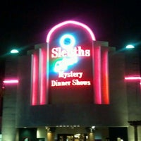 Photo taken at Sleuths Mystery Dinner Shows by Julian L. on 7/6/2012