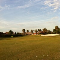 Photo taken at Country Club of Miami by Melissa M. on 1/2/2011