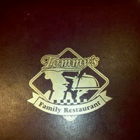 Photo taken at Tommy's Family Restuarant by Joseph P. on 9/16/2011