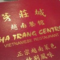 Photo taken at Nha Trang Centre by Don B. on 3/17/2012