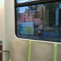 Photo taken at Metro seminari ceu by Fernando L. on 11/23/2011