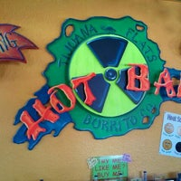 Photo taken at Tijuana Flats by Jennifer M. on 4/24/2012