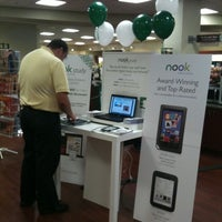 Photo taken at Barnes & Noble @ SPSU by Priscilla V. on 9/19/2011