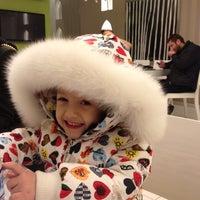 Photo taken at Efendiler Dondurma & Cafe by Hümeyra E. on 1/15/2012