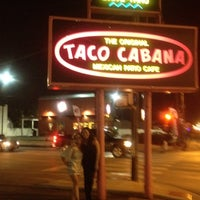 Photo taken at Taco Cabana by Sarah F. on 12/23/2011
