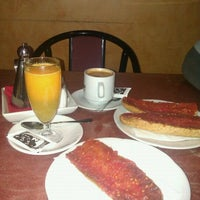 Photo taken at Cafe La Luna by Espe R. on 4/13/2012