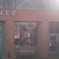 Photo taken at Martinez Station (MTZ) by Steve K. on 1/24/2012