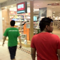 Photo taken at MPH Bookstore by ahmad a. on 6/17/2012