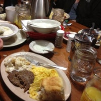 Photo taken at Flapjack's Pancake Cabin by Chelsie L. on 4/22/2012