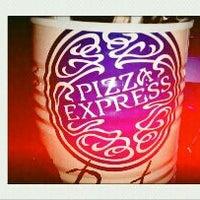 Photo taken at PizzaExpress by John C. on 10/1/2011