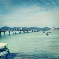 Photo taken at Chalong Bay Pier by MD on 7/15/2012