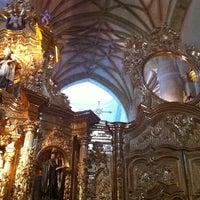Photo taken at Monasterio De Yuso by Mi R. on 8/19/2011