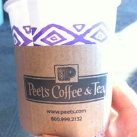 Photo taken at Peets Coffee And Tea by Joe S. on 5/7/2012