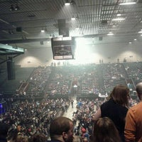 Photo taken at The DeltaPlex Arena by Amanda D. on 11/4/2011