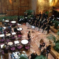 Photo taken at Trump Tower by Aaron S. on 4/14/2012