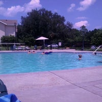 Photo taken at The Reserve at Heritage Oaks Phase 2 Pool by Donna H. on 8/12/2012