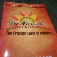 Photo prise au La Parrilla Mexican Restaurant par Jared W. le9/22/2011