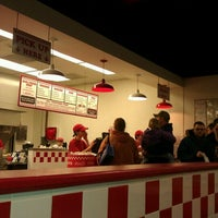 Photo taken at Five Guys by Michael 😬 L. on 12/4/2011