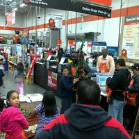 Photo taken at The Home Depot by Arnold P. on 11/12/2011