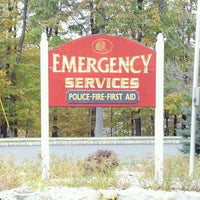 Photo taken at Byram Emergency Services Building by Eric B. on 10/13/2011