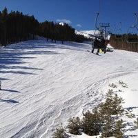 Photo taken at Peak 8 Breckenridge by Sun Y. on 12/15/2011