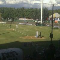 Photo taken at Cooper's Stadium by Darrin J. on 1/28/2012