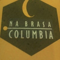 Photo taken at Na Brasa Columbia by Theo C. on 5/13/2012