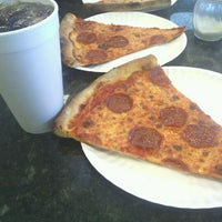 Photo taken at Brooklyn Pizzeria by Jessica G. on 5/24/2012