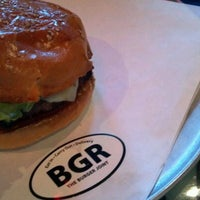 1/28/2012にTodd H.がBGR - The Burger Jointで撮った写真
