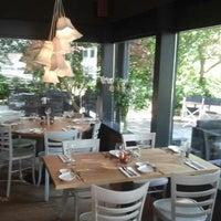 Photo taken at Restaurant Parck by Ben V. on 6/10/2012