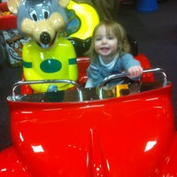 Photo taken at Chuck E. Cheese's by Phil M. on 2/26/2012
