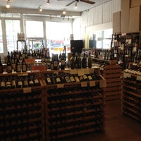 Photo taken at William Cross Wine Merchant by Kristen on 7/11/2012