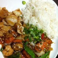 Photo taken at Spicy Basil by Mah C. on 7/8/2012