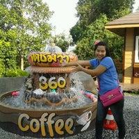 Photo taken at 360º Coffee by จิรารัตน์ ช. on 11/18/2011