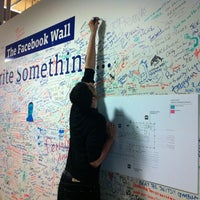 Photo taken at Facebook 1050 Building 2 by Vadim L. on 4/26/2011